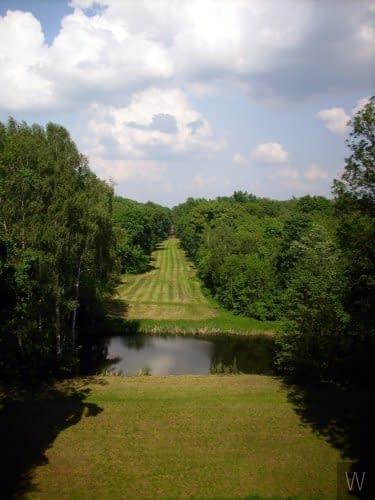 Zespół pałacowo-parkowy w Natolinie